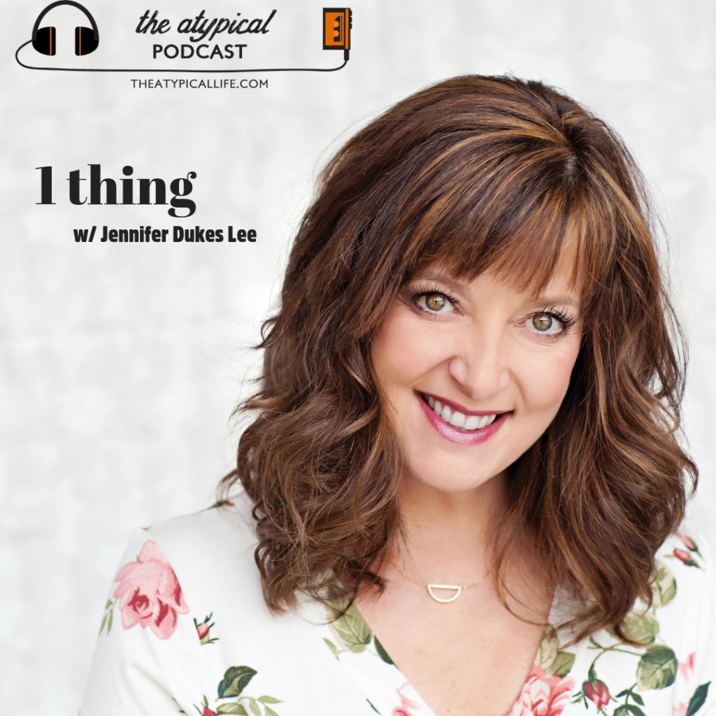 1 thingw Jennifer Dukes Lee